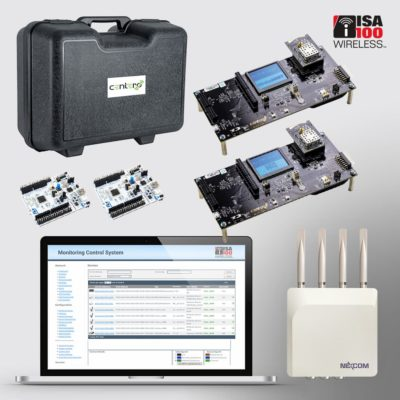 WCI ISA100 Wireless Rapid Development Kit