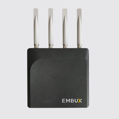 IWF610 IP67 Industrial WiFi Mesh Router
