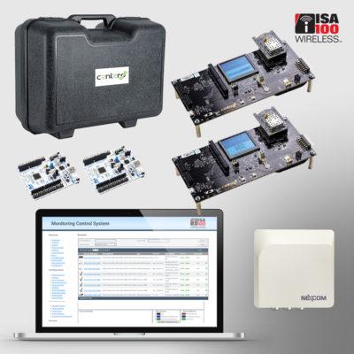 WCI ISA100 Wireless Rapid Development Kit